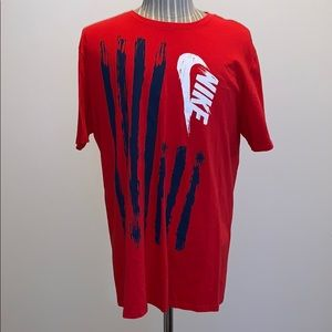 Nike Tee short for Men American flag